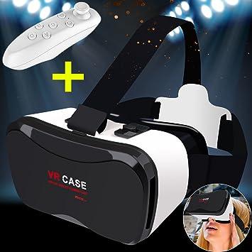 Gafas 3D VR, Gafas de realidad virtual 3D Bevifi [versión mejorada ...