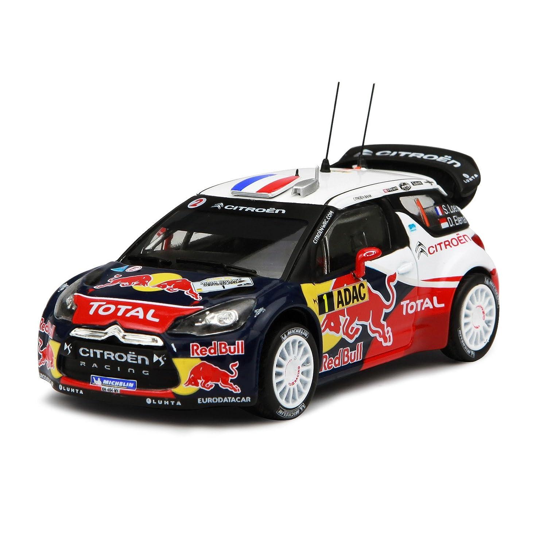 Norev – 155357 – CITROËN DS3 WRC – Winner Rallye Deutschland 2012 – Loeb Elena – Maßstab 1 43 B00BOGIL00 Miniaturmodelle In hohem Grade geschätzt und weit Grünrautes herein und heraus | Bequeme Berührung