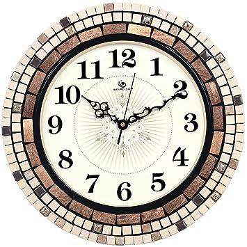 Amazon.de: Ultra Time Empty Wanduhren 16 Zoll Wanduhren, Wohnzimmer ...