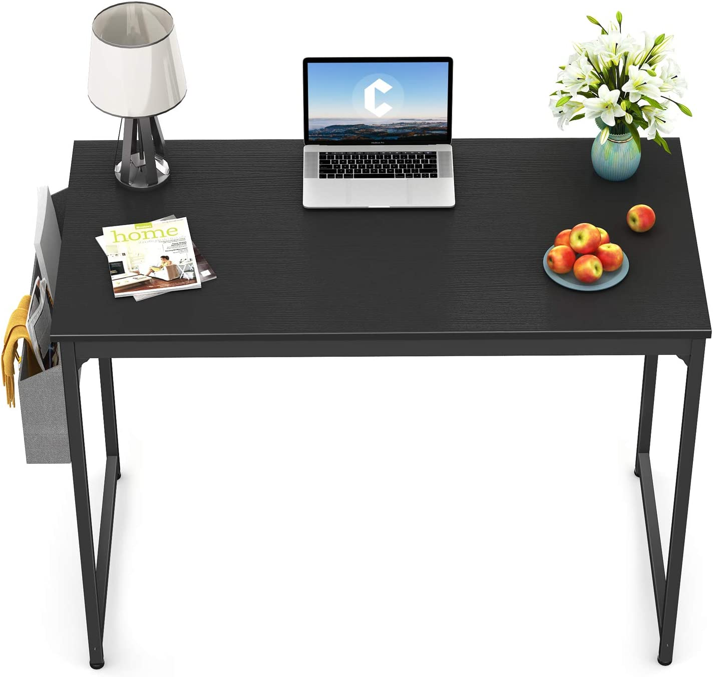 """CubiCubi Computer Desk 32"""" Study Writing Table for Home Office"""