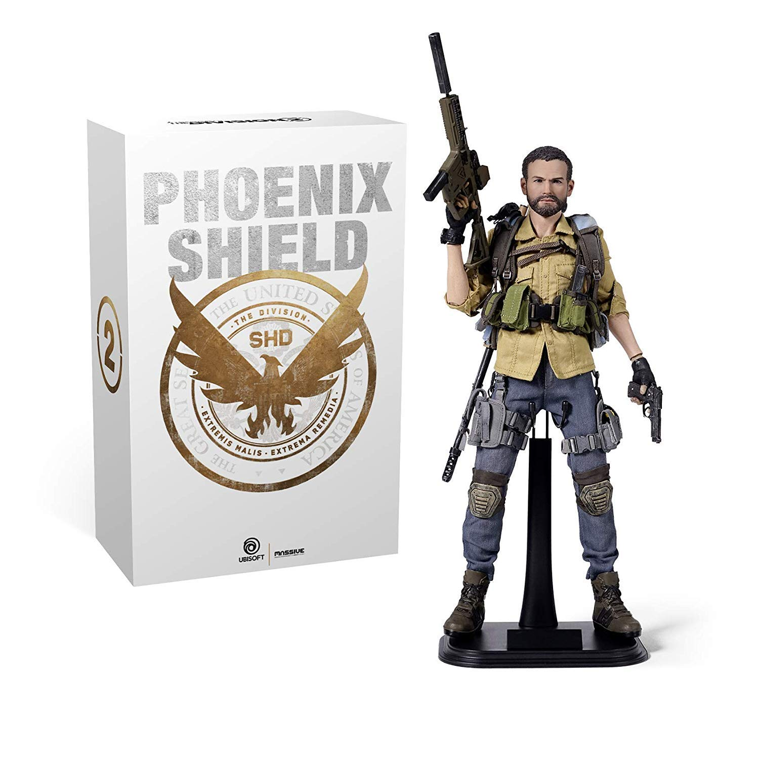 The Division 2 Phoenix Edition PS4