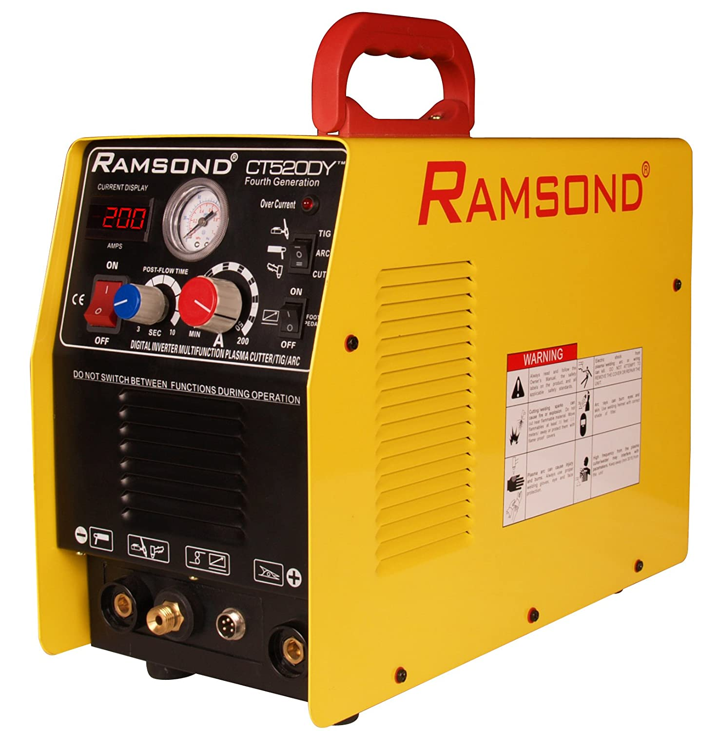 Inverter Welding Pcb Board Cutting Machine Circuit Industry Ramsond Ct 520dy 3 In 1 Multifunction Digital Plasma Cutter Tig Welder Arc Mma Dual Voltage 110 220v Frequency 50 60hz Rebar