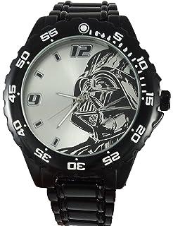 Amazon.com  Star Wars Darth Vader Kid s Watch by AM PM SP190-K486 ... e8e3fda282e