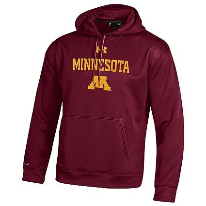 ec15c3a3 Amazon.com : Under Armour NCAA Minnesota Golden Gophers Men's Fleece ...