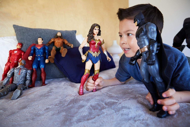 DC Justice League Stealth Suit The Flash Figure Mattel FPB53
