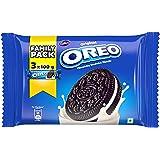 Cadbury Oreo Chocolate Creme Biscuit Family Pack, 300g