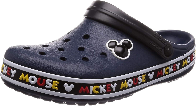 crocs Women's Disney Mickey Mouse Iii Clog