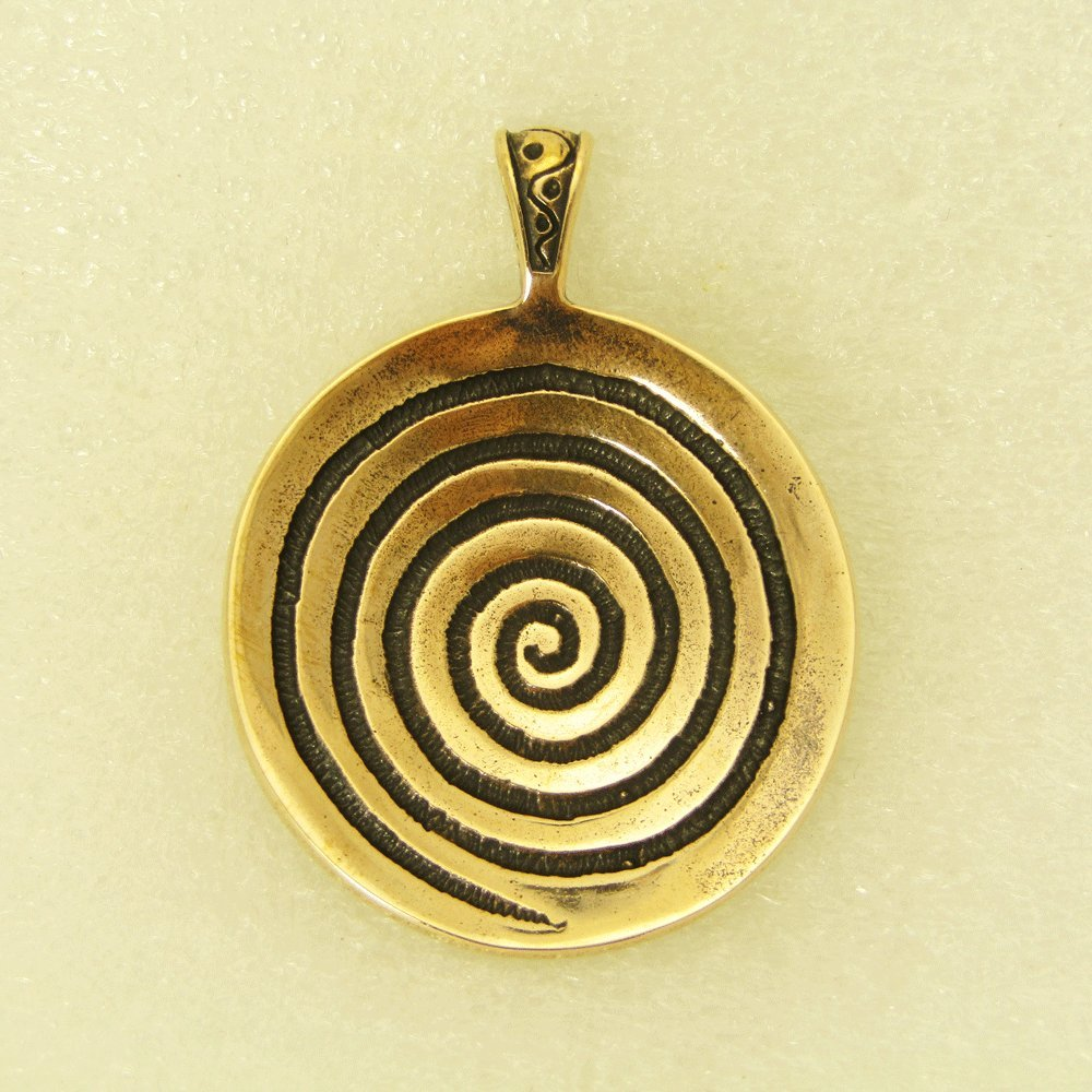 Amulet Pendant Shaman's Mirror