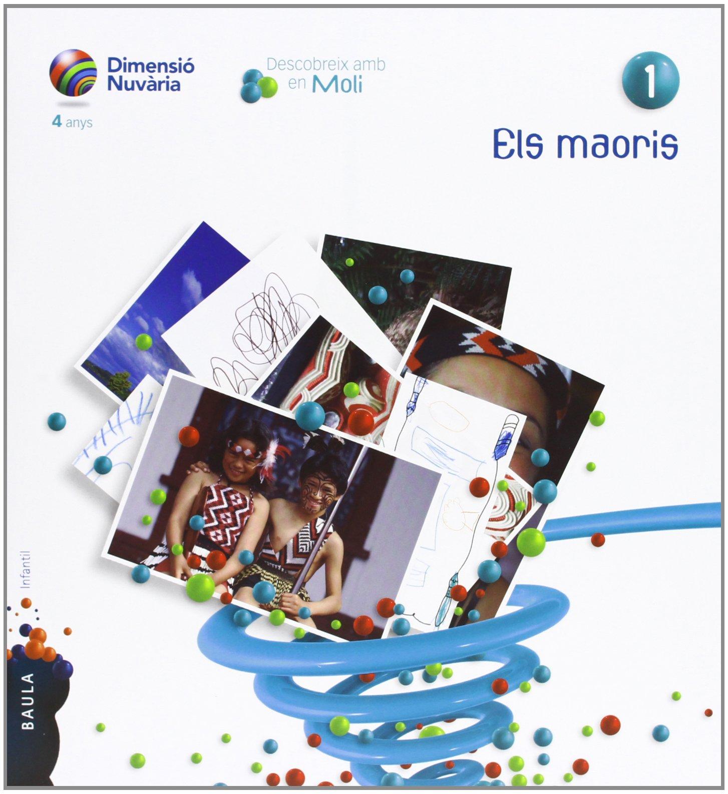 Moli Infantil 4 anys Carpeta 1r trimestre Dimensió Nuvària Projecte Dimensió Nuvària - 9788447926183: Amazon.es: Manuela Corrales Peral, Rosa María Corrales ...
