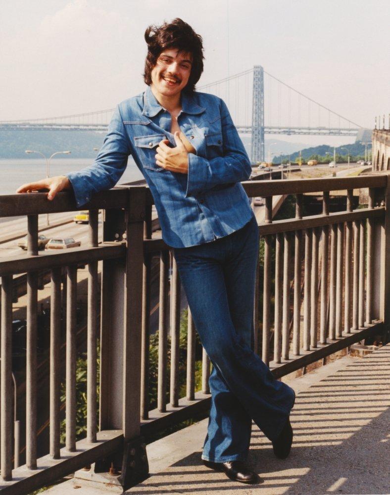Freddie Prinze in Long Sleeves Jeans Portrait Photo Print 24 x 30