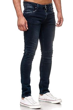 weit verbreitet echte Qualität gut kaufen Rusty Neal Herren Jeans Hose Designer Denim für Männer Jungen Jungs 12131