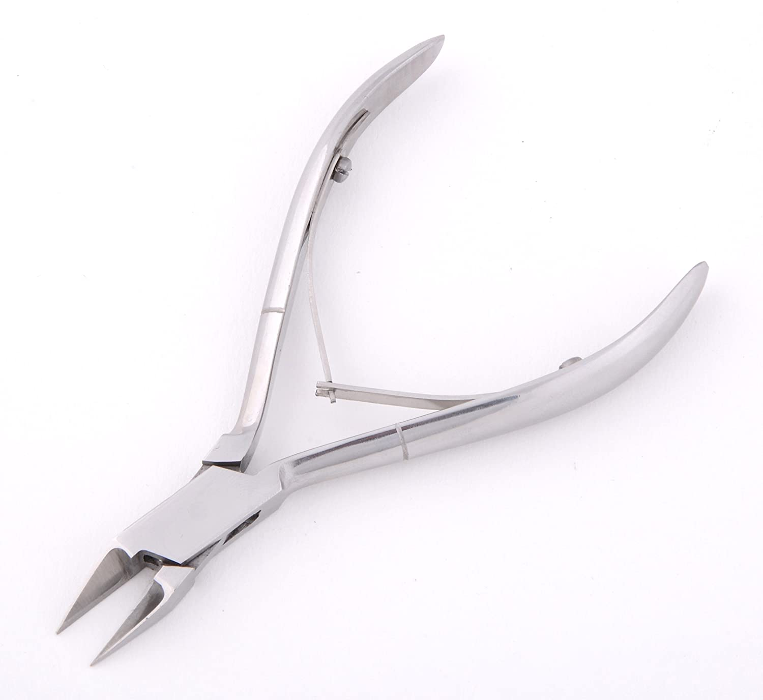 CANDURE® - Toe INGROWN Nail Clippers, Nail Nippers Cutter. 4.75'' Solid Stainless Steel. Podiatry Chiropody Instruments. CE Approved