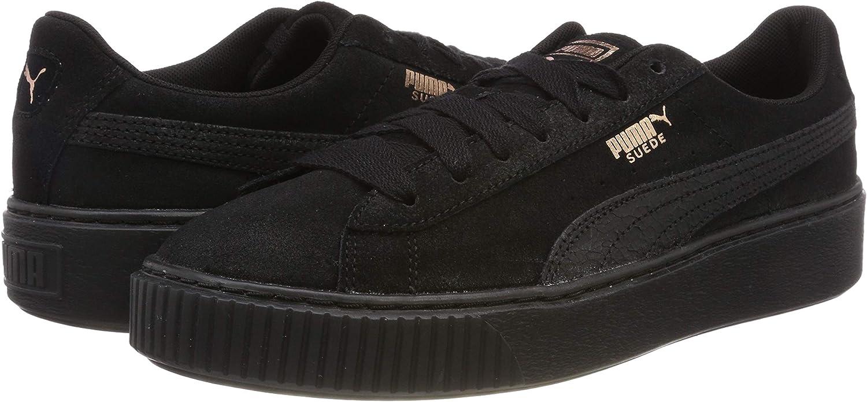 PUMA Damen Suede Platform Artica WN's Sneaker