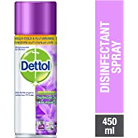 Dettol Lavender Disinfectant Surface Spray 450ml