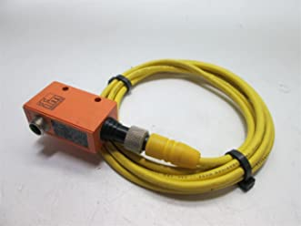 ifm ok5008 Amplificador de fibra óptica OKF de fpkg/US de 100 de DPF