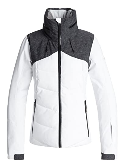 Roxy Flicker - Quilted Snow Jacket for Women - Quilted Snow Jacket - Women 92dfd227f