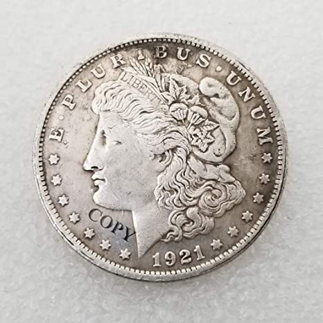1921 S Morgan Silver Dollar Coin. U.S