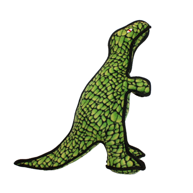 TUFFY Dinosaur T-Rex, Durable Dog Toy by TUFFY