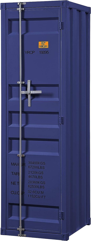 ACME Cargo Wardrobe (Single Door) - - Blue