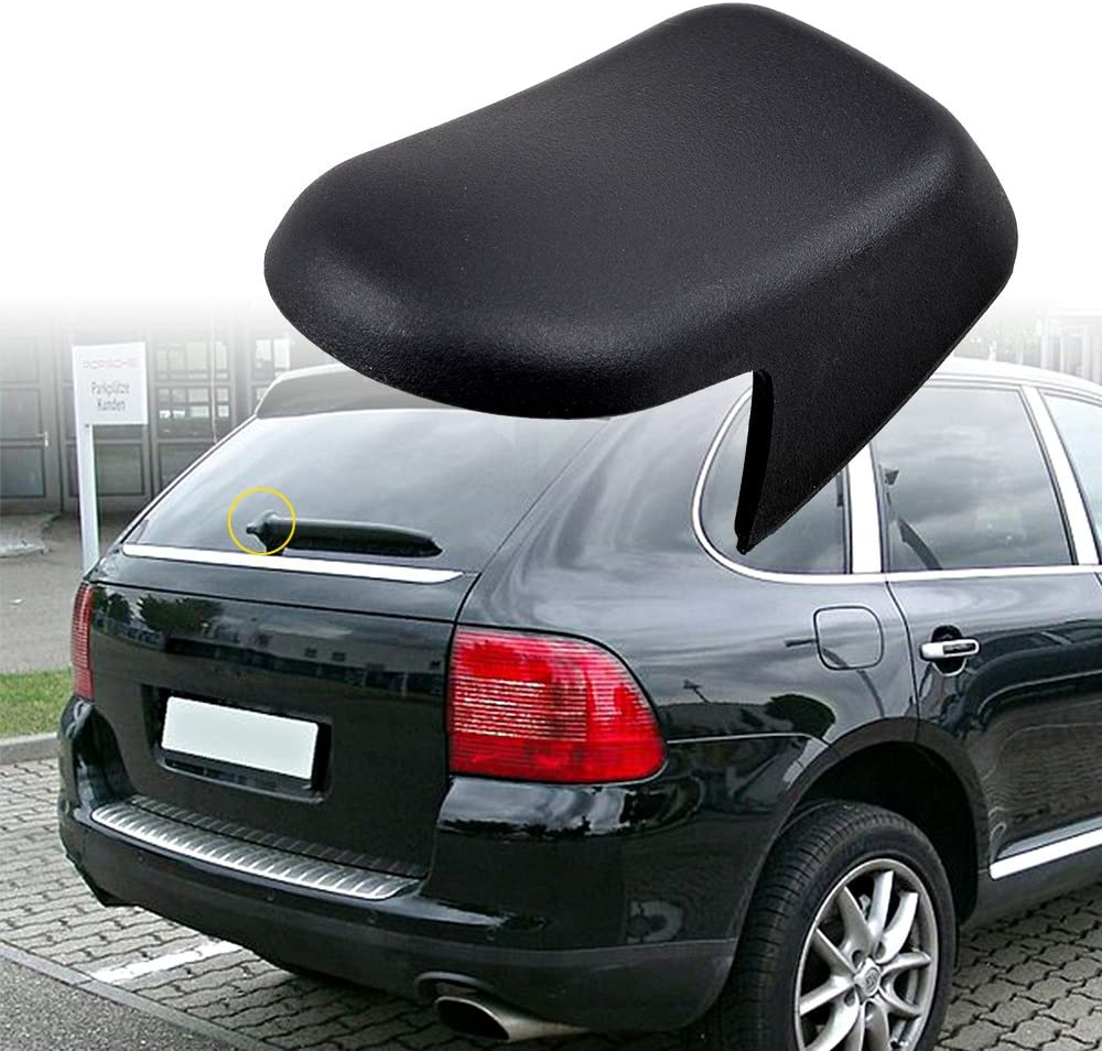 For 2002-2010 Porsche Cayenne Rear Hatch Window Wiper Switch Cap Nut Cover Hot