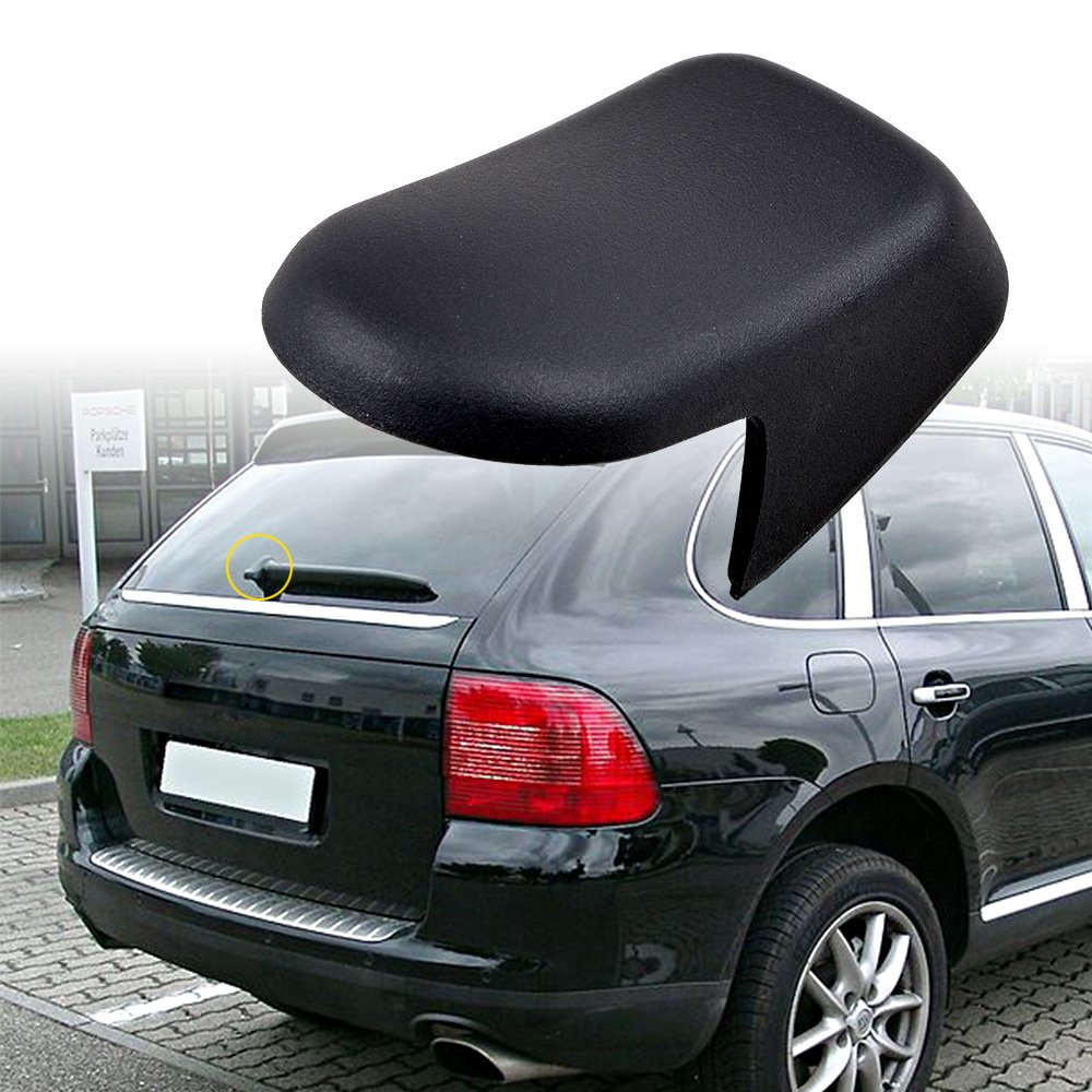 Rear Hatch Window Wiper Arm Cap Cover Nut For 2003-2010 Porsche Cayenne A05-136-AAA-1
