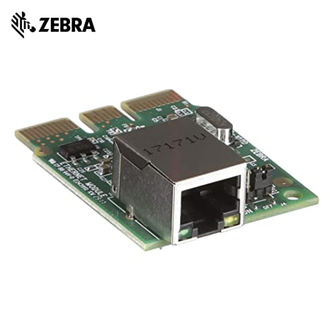 Amazon.com: Zebra - Adaptador de Módulo Ethernet para ...