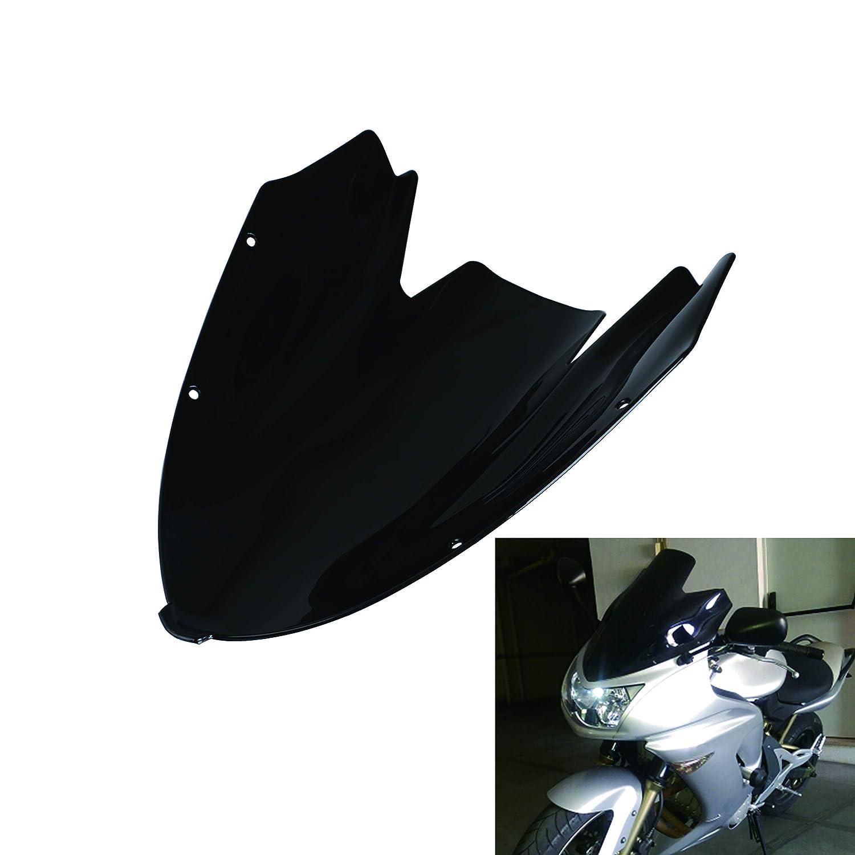 For Kawasaki Ninja 650R ER-6F EX-6 2006-2008 Windshield Windscreen Screen