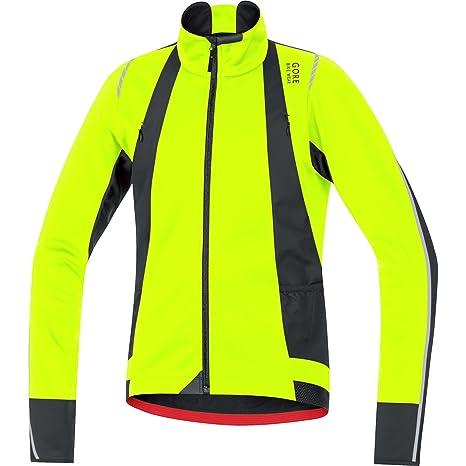 Amazon.com: Gore Bike Wear Men s oxygen Windstopper Soft ...