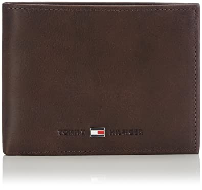 Tommy Hilfiger Unisex - Adults Johnson Cc And Coin Pocket Purse, brown  (brown), size OS: Amazon.co.uk: Luggage