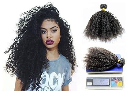 Greemeo 100 Cheveux Humains Tissage De Coiffure Afro Crepus Boucles