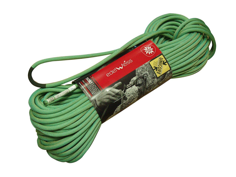 エーデルワイス パフォーマンス9.2mm クライミングロープ グリーン           [並行輸入品]   B077BVR1YG