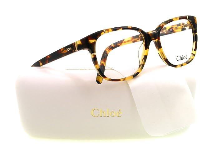 Amazon.com: Chloé – CE 2613, Oversize acetato mujer, 52 ...