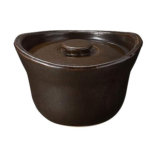 無印良品で買えるレンジ対応の土鍋「土釜おこげ 3合炊き」