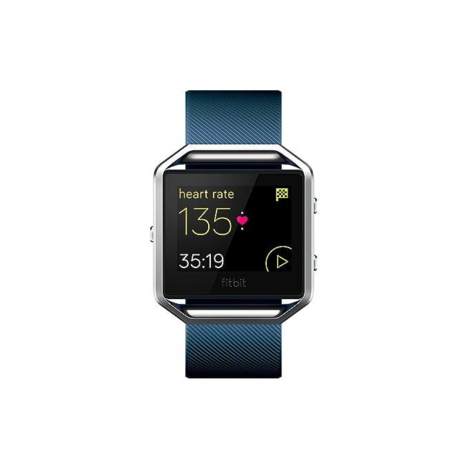 Fitbit Blaze Reloj Inteligente para Actividad Física, Unisex Adulto: Amazon.es: Deportes y aire libre