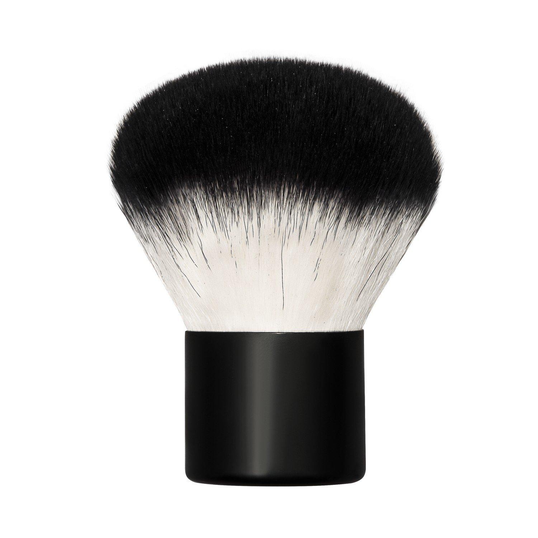 Banidy Kabuki Brush for Mineral Foundation Blending Blush Stippling Makeup Face Brush Liquid Cream Powder Makeup Brush