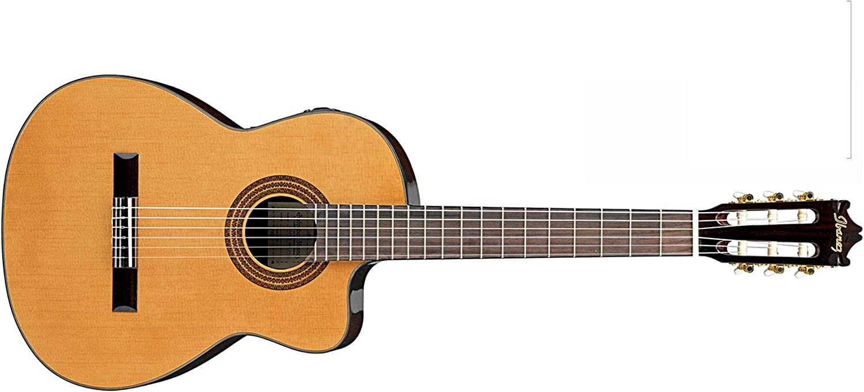Ibanez AEQ2T - Guitarra electro clásica para conciertos