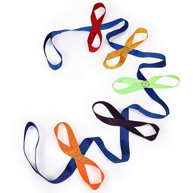 Walking Rope for Preschool-Coloré Poignées maintient Kids Safe-Parfait pour et