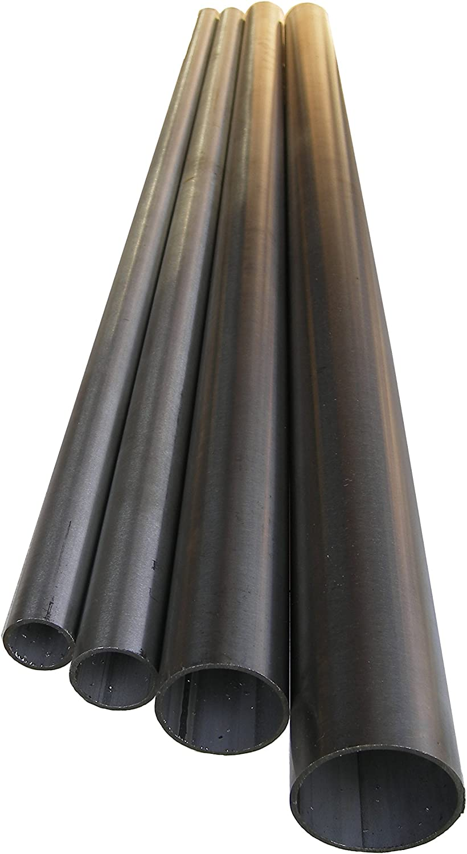 Tubo inox 25 mm x 1,2 mm x 2 m