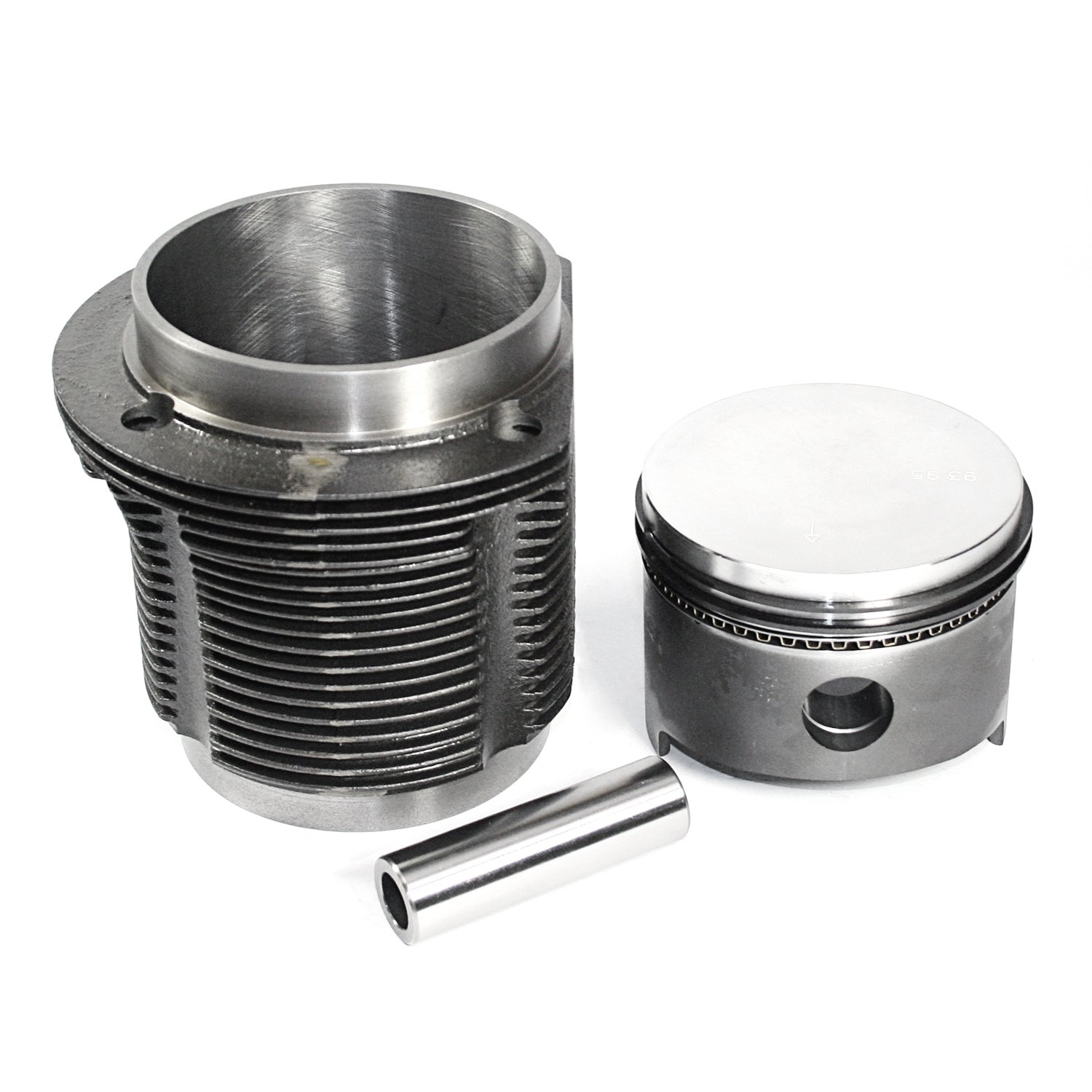 AA AC198940EC Piston and Liner Set 94x69mm - Hypereutectic for VW Beetle
