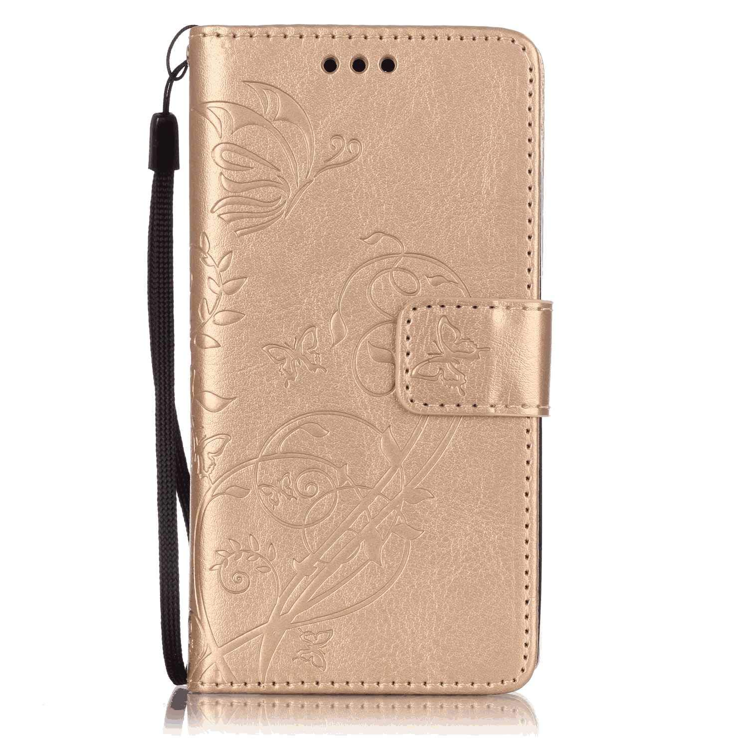 Cover for Leather Luxury Business Kickstand Card Holders wallet case Flip Cover Samsung Galaxy S9 Plus Flip Case