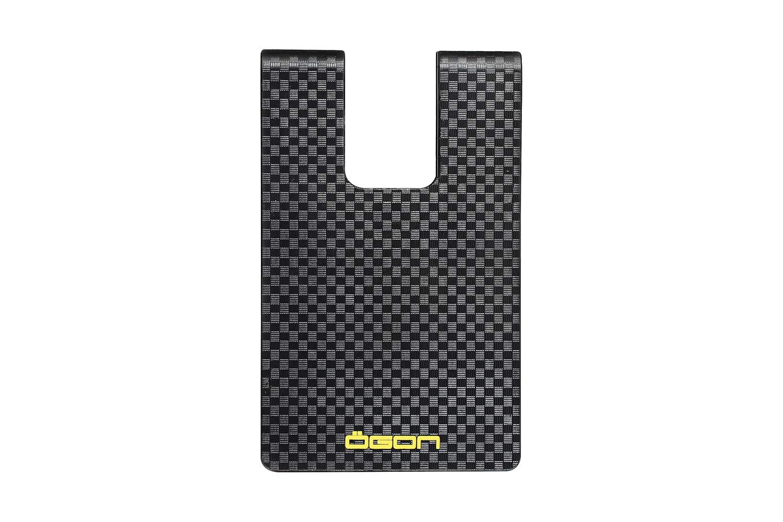 /Ögon 3C Porte-Cartes Ultra Compact Carbon Card Clip en Fibre de Carbone