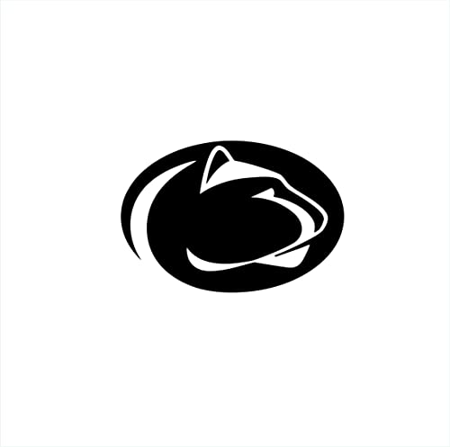 Amazon Com Penn State Football Ncaa Vinyl Die Cut Car Decal