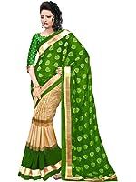 Trendz Cotton Silk saree(TZ_Nakshtra_Green)