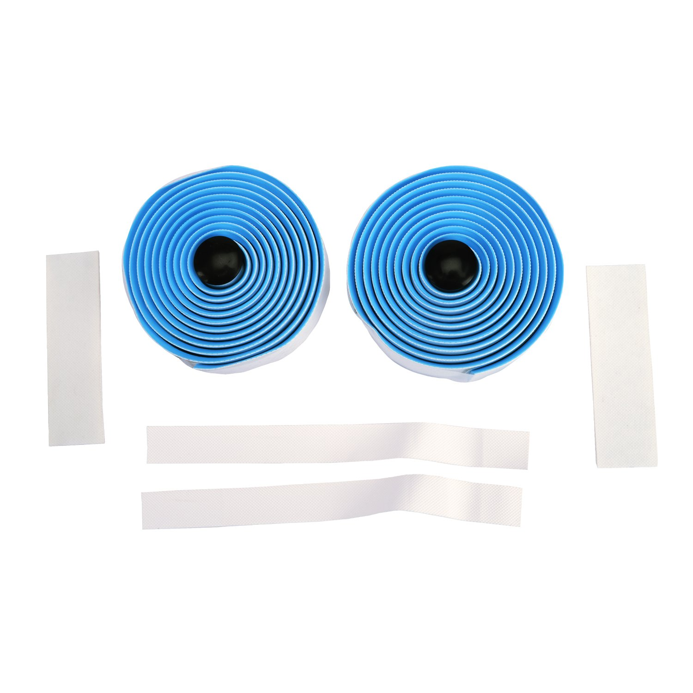 ForteジェルMaxバーテープ B077MF2Y18 ブルー/ホワイト ブルー/ホワイト