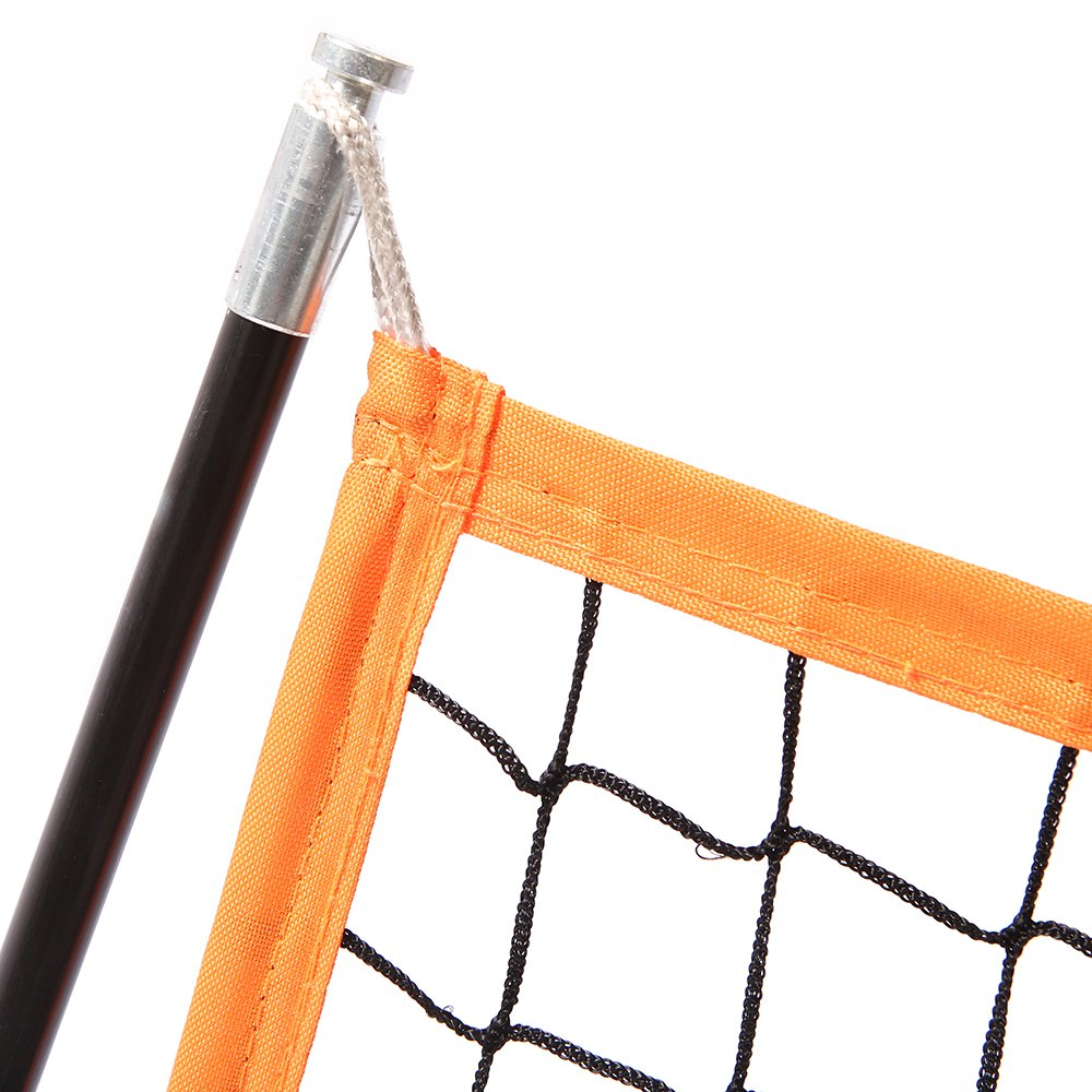 OUTROAD 12x9 FT Barrier Net - Portable Sports Barricade Practice Backstop Net w/ Carry Bag by OUTROAD (Image #3)