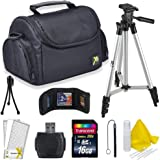 Professional Accessory Kit For all Canon, Nikon, Sony, Panasonic, Olympus Cameras, Kit Includes 9 Compact Accessories