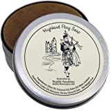 Highland Fling Soap-100% Natural & Hand Made. Handy Travel Gift Tin. Great For Scottish Bagpipe Lovers.