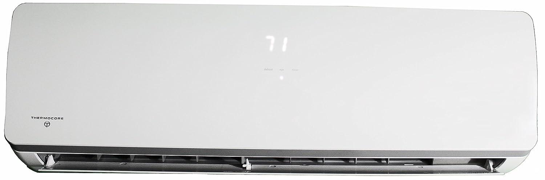 Thermocore Systems Dual-Zone ENERGY STAR Ductless MiniSplit Heat Pump Air  Conditioner (12000BTU+12000BTU)