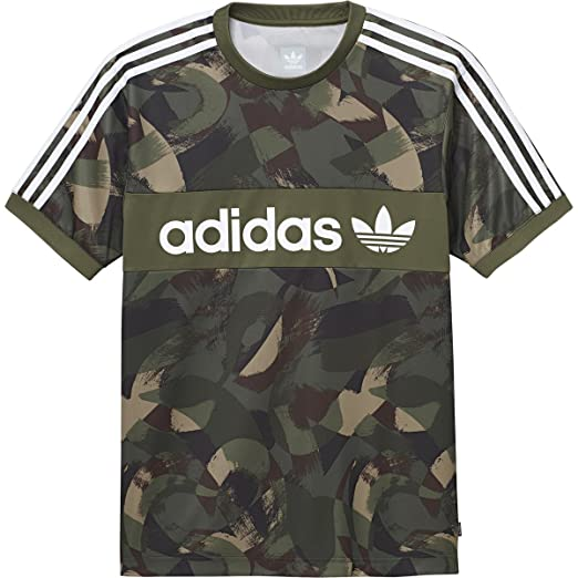 factory outlets size 40 buy good adidas Men's Originals Clima Camouflage Club Jersey Campri CE0728 Jersey