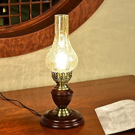 DKLICH lampada da letto comodino lampada luce fari decorativi ...